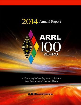 Image of ARRL Annual Reports