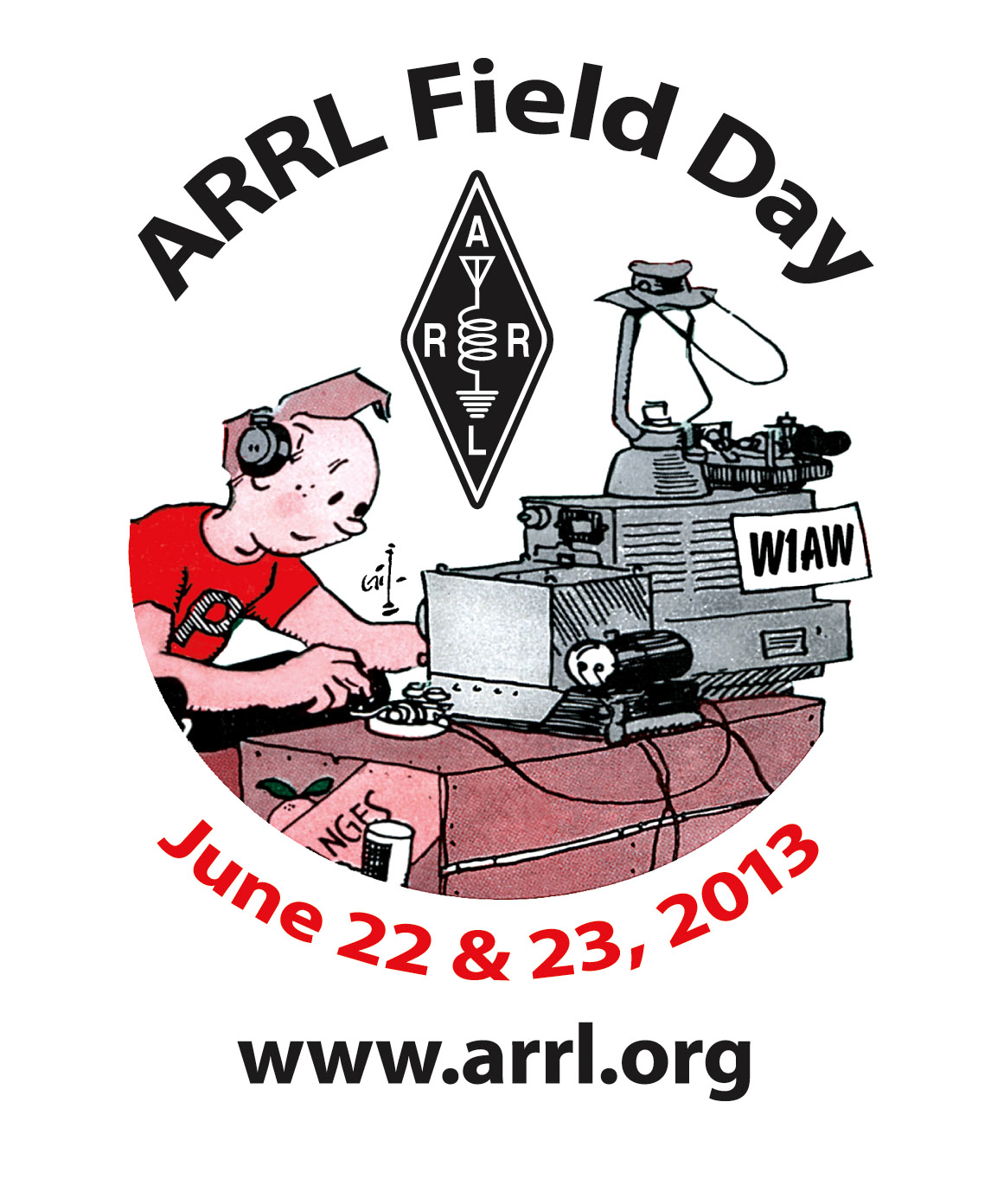 Field Day 2013 Logo