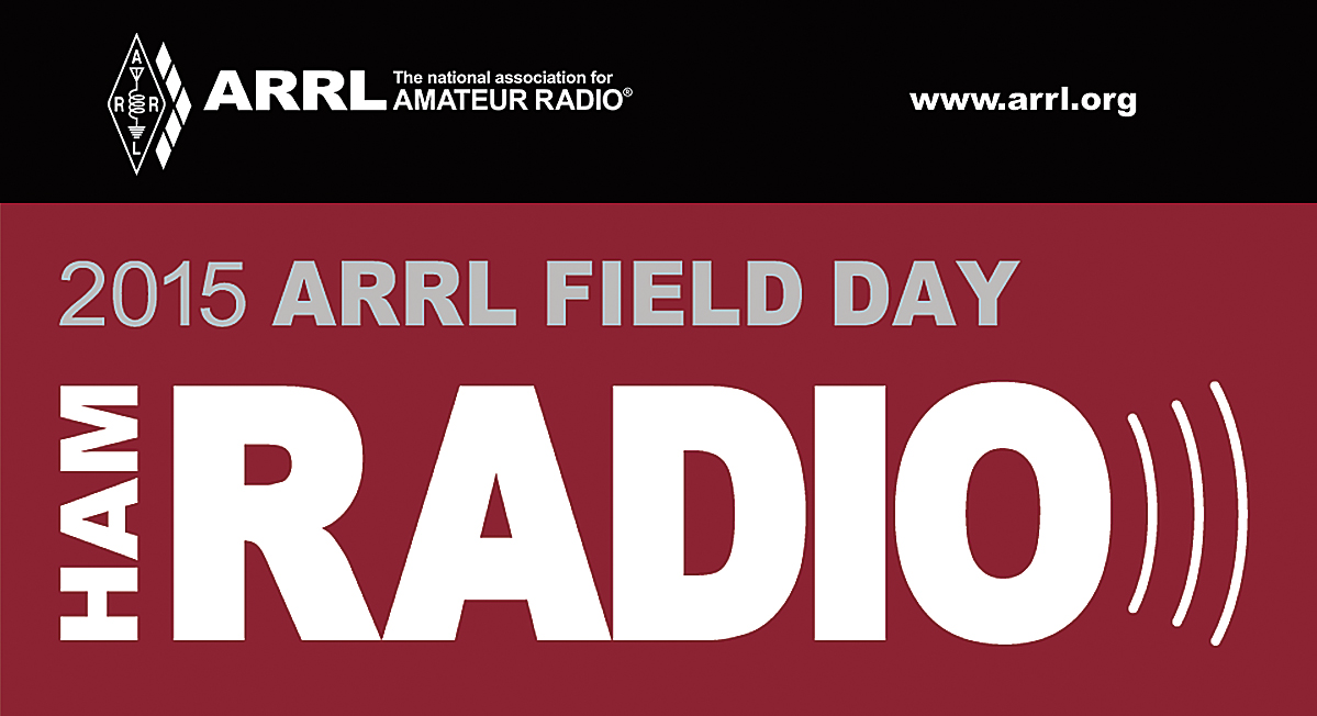 2015 ARRL Field Day Logo