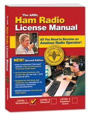 While studying the Ham Radio License Manual, you may find that you need a ...