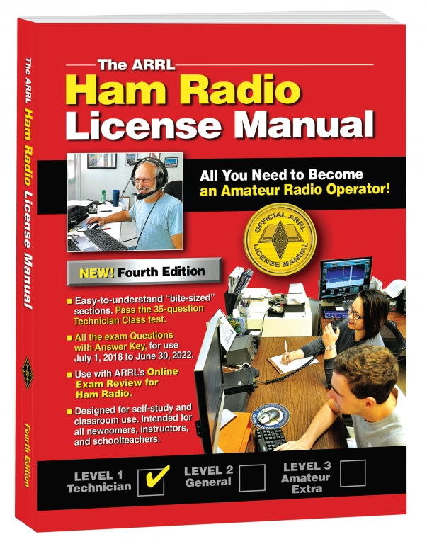 arrl licensing education training arrl ham radio license rh arrl org the arrl ham radio license manual arrl inc the arrl ham radio license manual 4th edition