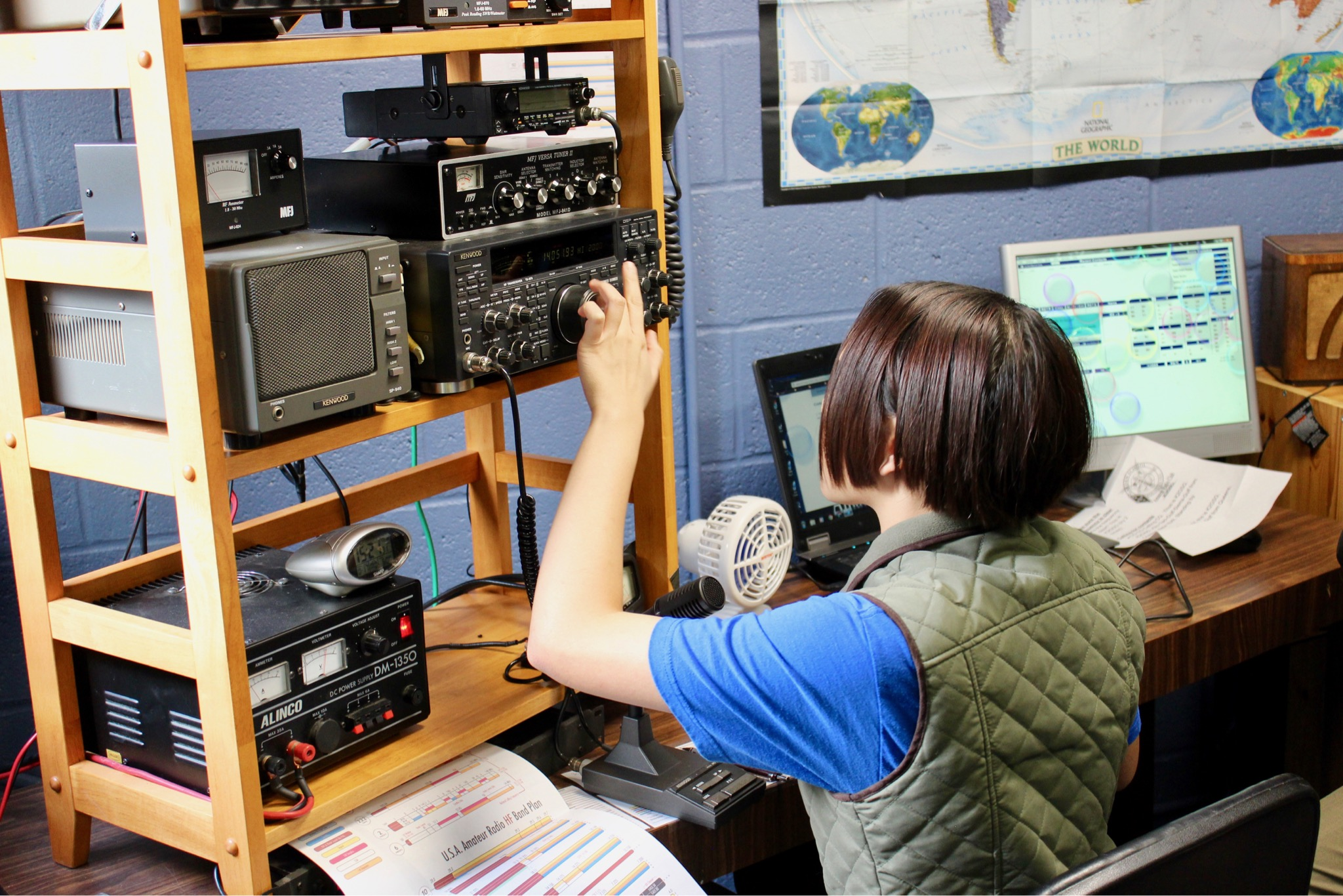 wvu amateur radio club