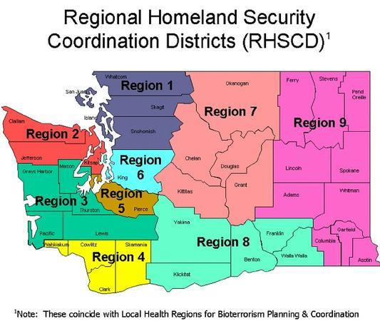 ARRL Sections - Western Washington