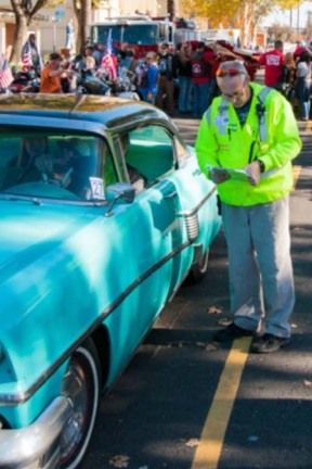 2015 Yuba Sutter ARC Veterans Day Parade