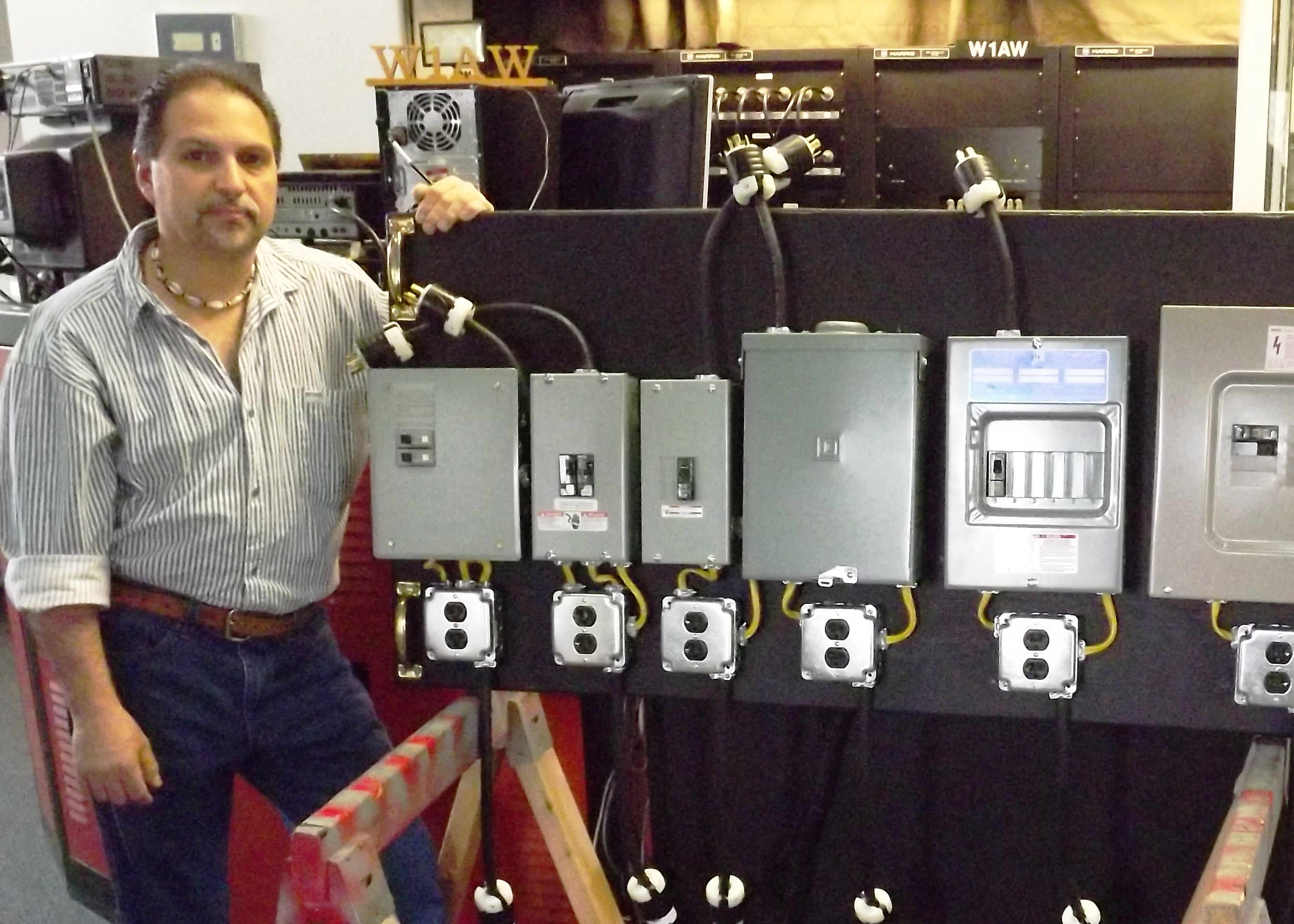 ARRL Helps Manufacturer to Resolve Arc Fault Circuit Interrupter RFI