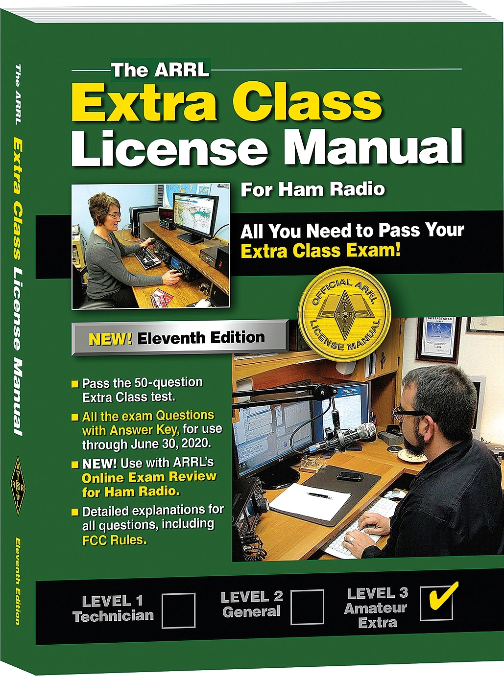 new arrl extra class license manual available as softcover spiral rh arrl org arrl technician license manual pdf arrl technician license manual pdf