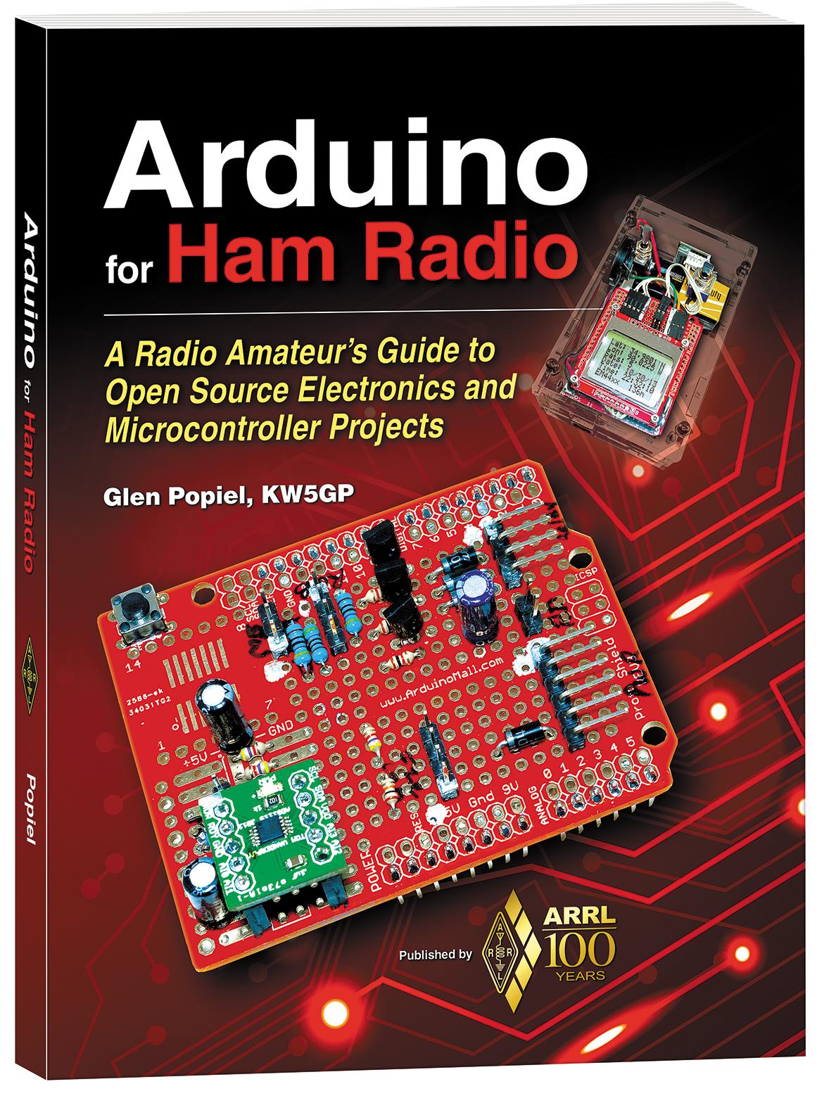 Webcast to feature arduino for ham radio author glen