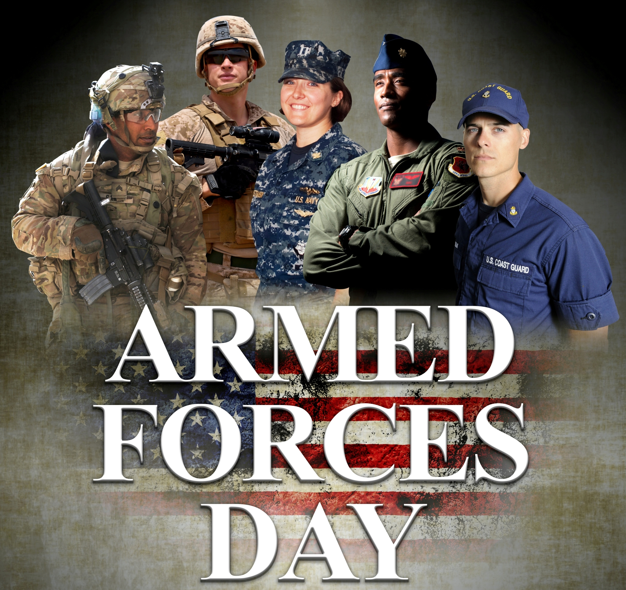 Annual Armed Forces Day Cross Band Communications Test Set