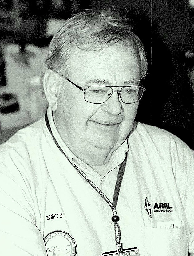 Past ARRL Iowa Section Manager Bob McCaffrey, K0CY, SK