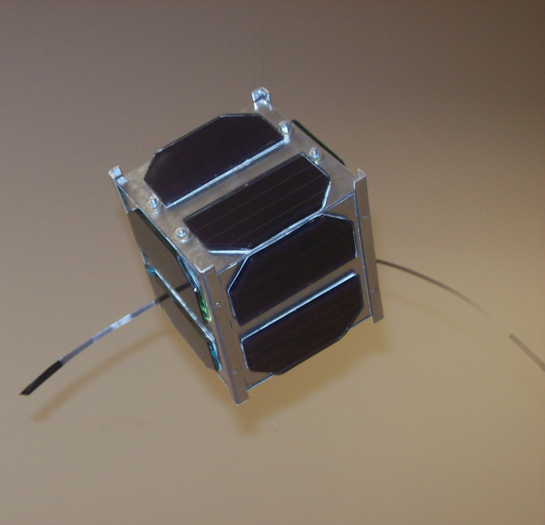 Chasqui 1 Amateur Radio Cubesat Deployed From Iss Ham Circuit Photo Gallery