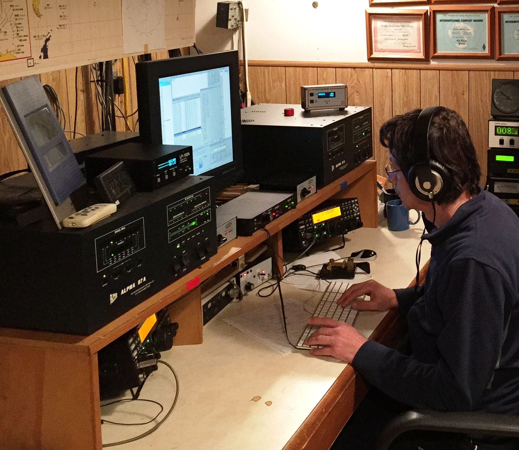 Arrl sweepstakes submission
