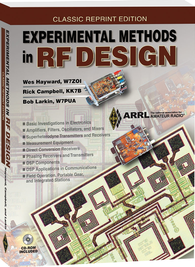 Arrl Reintroduces A Popular Classic Experimental Methods