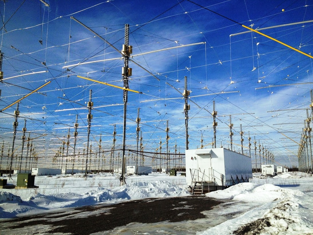 HAARP Death Sentence Stayed, But Facility Being Dismantled ...