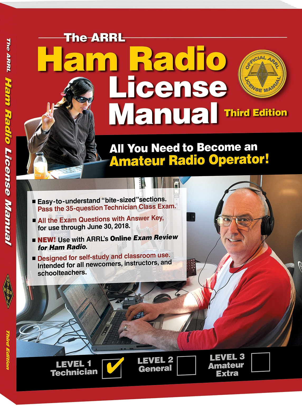 arrl introduces kindle edition of ham radio license manual rh arrl org arrl ham radio license manual 4th edition pdf arrl ham radio license manual 4th edition (spiral bound)