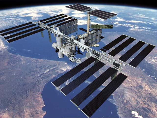 International Space Station Experiences Loss Of