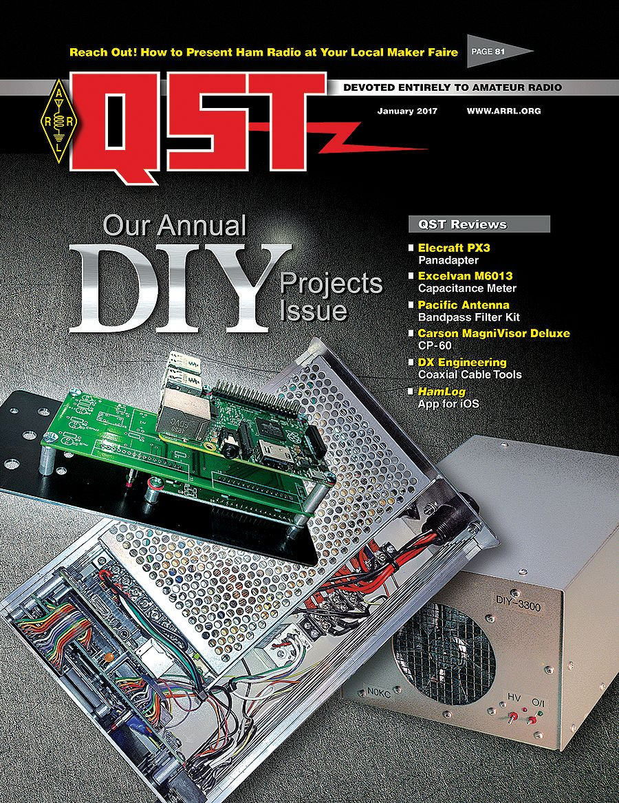 The January Issue of Digital QST is Now Available!