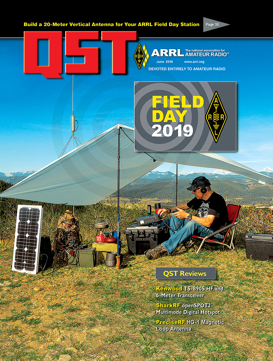 The June Edition of Digital QST is Now Available!