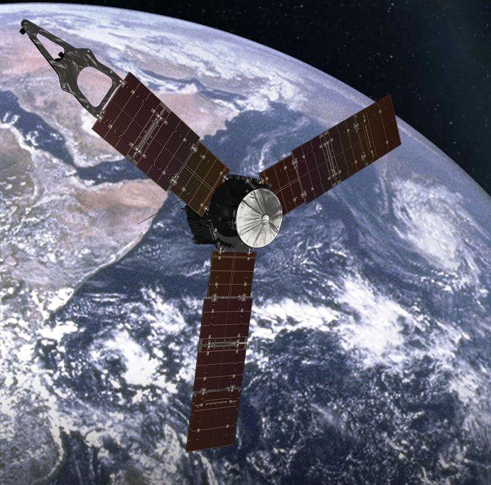 juno spacecraft - photo #2
