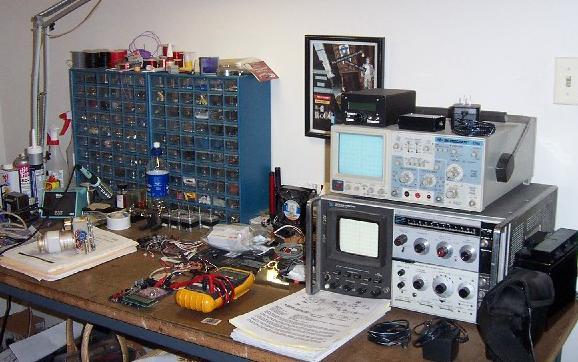 Amateur Radio Quiz: Workbench Wisdom