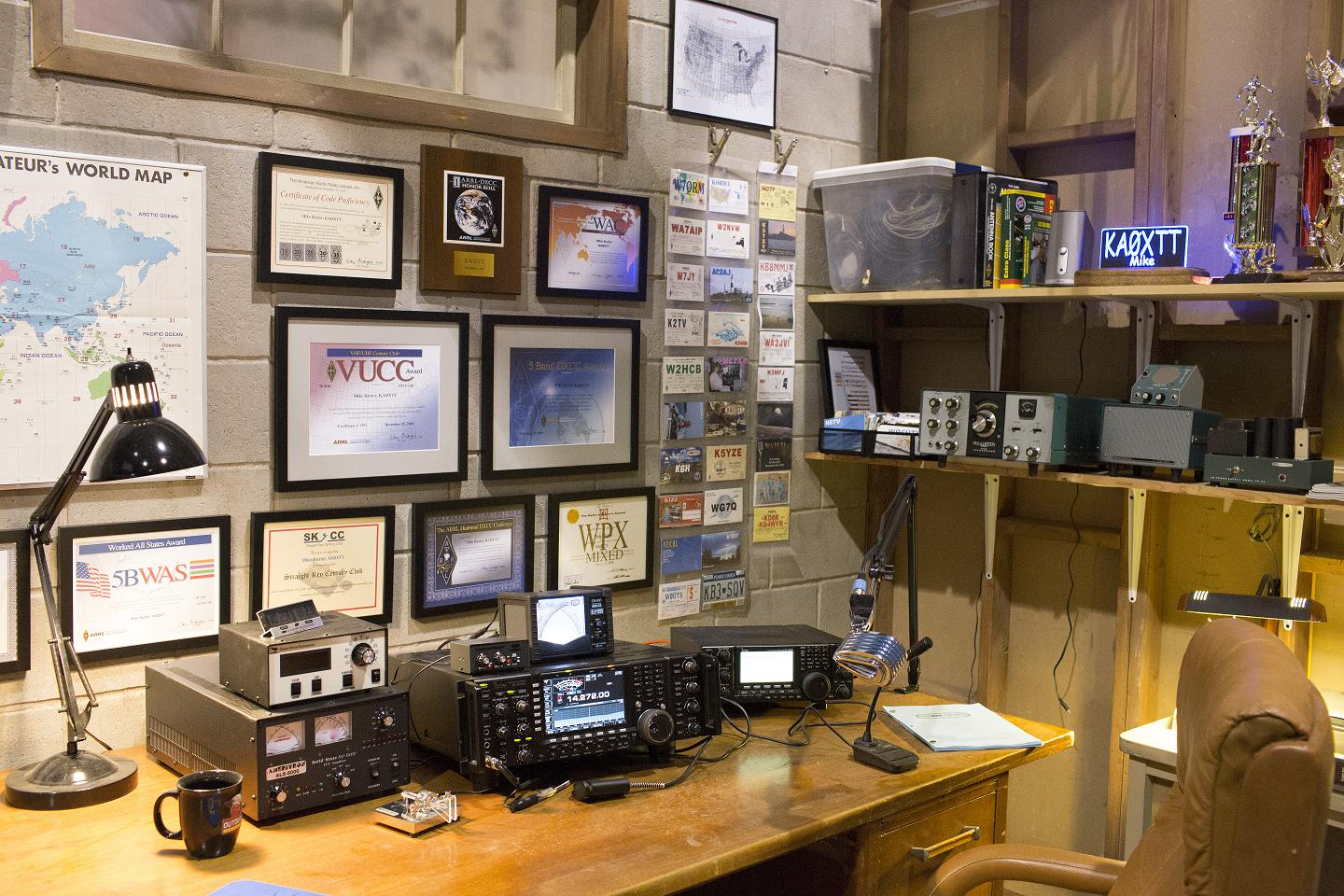 Amateur Radio Station Wb4omm: What Ham Radio Was Featured On Last Man Standing?