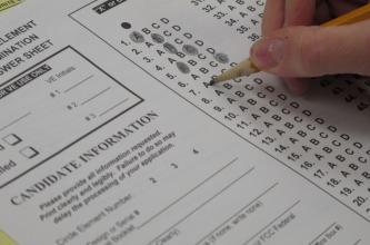 Amateur extra class exam elements