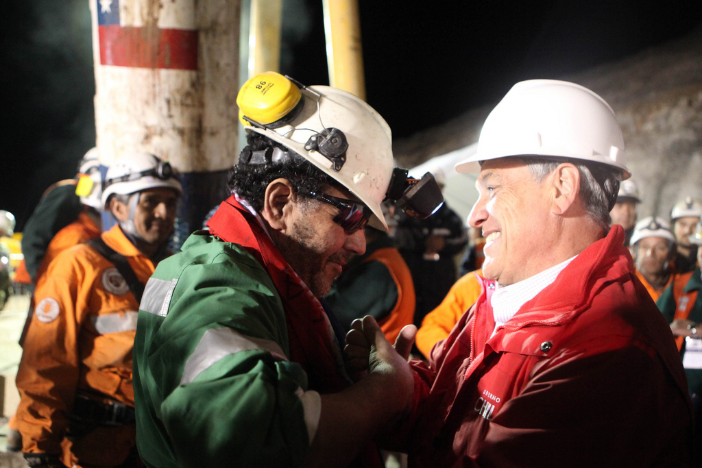 chilean miner communication bcom275 Chilean miners bcom275  family and company communication chilean  the priority is to relay to family and co-workers what is known about each miner's.