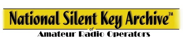 Deceased amateur radio operators database