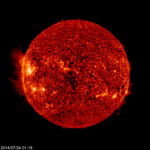 Amateur solar observing