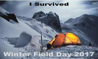 Winter Field Day