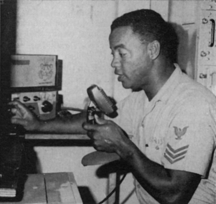 Vietnam Era Radioman