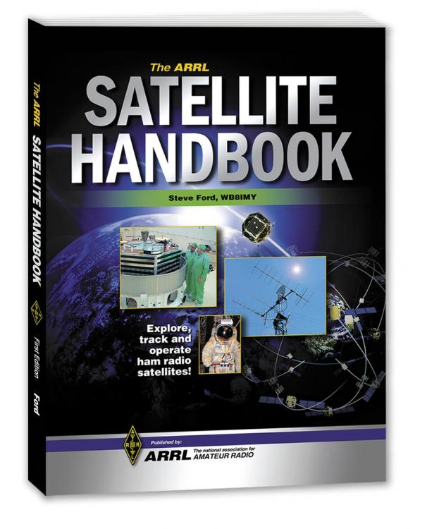 New ARRL Satellite Book Available