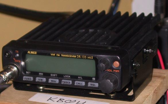 Jual Rig Alinco DR-135 Pusat Radio Rig Alinco DR135