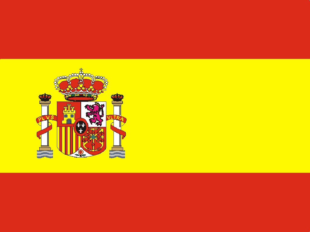 Large Flag of Spain