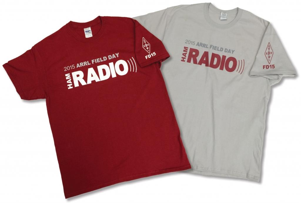 2015 Field Day Shirts