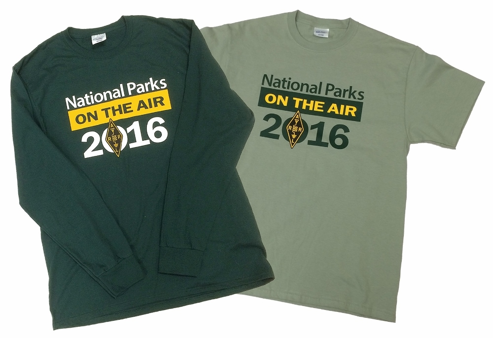 National Parks on the Air