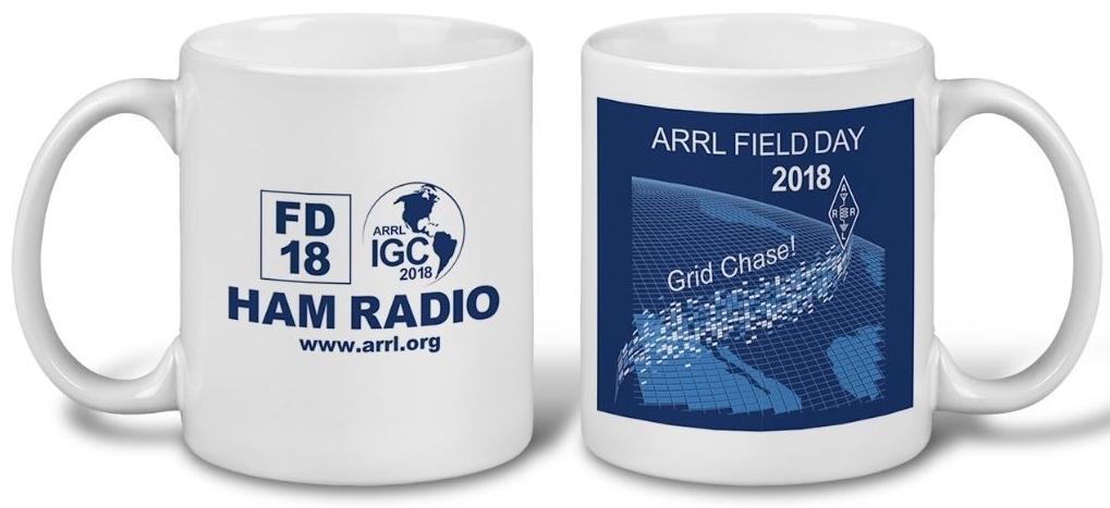 2018 Field Day Mug