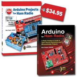 ARRL :: More Arduino Projects & Arduino for Ham Radio