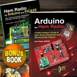 ARRL :: Arduino for Ham Radio with Bonus Arduino and PICAXE