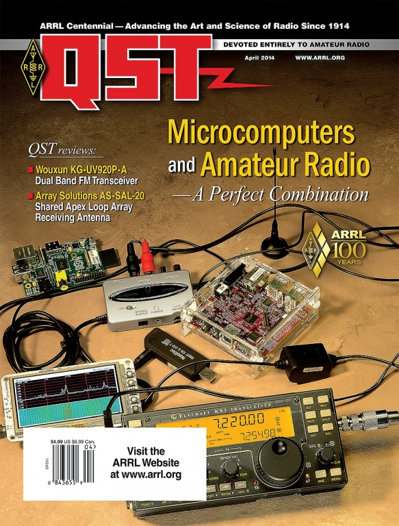 the april issue of digital qst is now available
