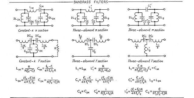 Rf And Af Filters