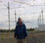 Jim Breakall at HAARP