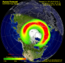 Space Weather G4 Alert 2015-06-22.png