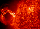 A 2013 coronal mass ejection (CME)