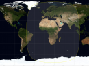 The approximate footprint of Es'hail-2. [Courtesy of AMSAT-DL]