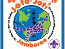 "For 2011, the WOSM organized a logo contest to choose the official logo. More than 100 logos were submitted. The winner of the contest is: Felipe Trejo Malpica from the Octavio group in Jalisco, Mexico. ""The reef knot unites the world so it doesn't rip apart, especially in these times of crisis,"" Felipe said. ""It also symbolizes the Scout Brotherhood throughout the world. In the typography of JOTA, the letter O represents radio communication; in JOTI, the letter I, a mouse represents the Internet. This idea is to graphically represent a world which uses modern means of communication to send a message of peace, unity, and of support in the face of the disasters that surround us."""