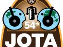 The 2011 JOTA logo for the Boy Scouts of America.