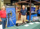 Engineering Day on Maui: Alan Maenchen, AD6E (left), and Jim Andrews, KH6HTV.