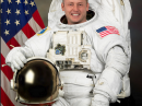 Retired NASA Astronaut Mike Fincke, KE5AIT. [NASA photo]