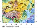 This map shows the location of the epicenter of the May 12 earthquake that rocked Sichuan, China. [Photo courtesy of USGS]