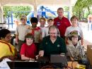 Wes Lamboley, W3WL, Getting On The Air with Troop 3000.